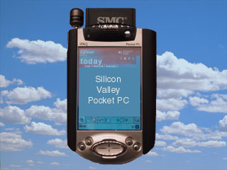 [Silicon Valley Pocket PC]